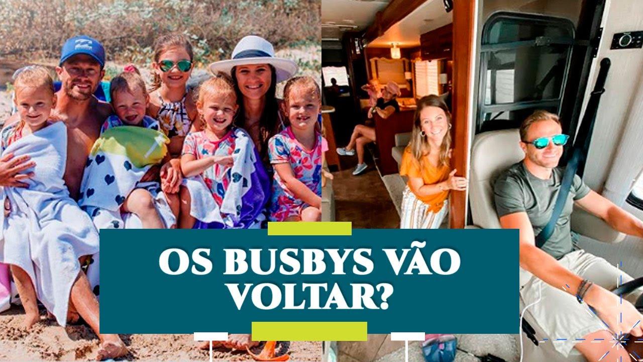 """FÃS DESCOBREM QUE """"OS BUSBYS +5"""" ESTÃO GRAVANDO A 8ª TEMPORADA"""