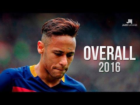 Neymar Jr. ● Overall 2016 ● HD