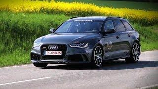 Garázs ep. 438 (2014.05.24) - Legek: Audi RS6 R Avant MTM