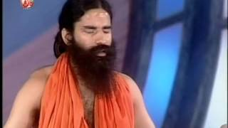 Swami Ramdev-Yoga for leucoderma(सफेद  दाग के लिये ) PART 2