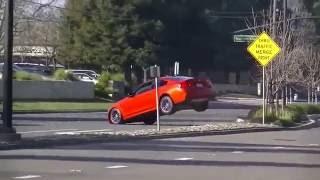 Понты за рулем !!! Funny videos !!!(Гонки на дорогах закончились трагедией для владельцев авто ! Нелепые аварии которые можно было избежать..., 2016-06-25T18:53:06.000Z)