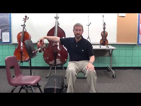 String Orchestra Intro - How NOT To Break Your Instrument