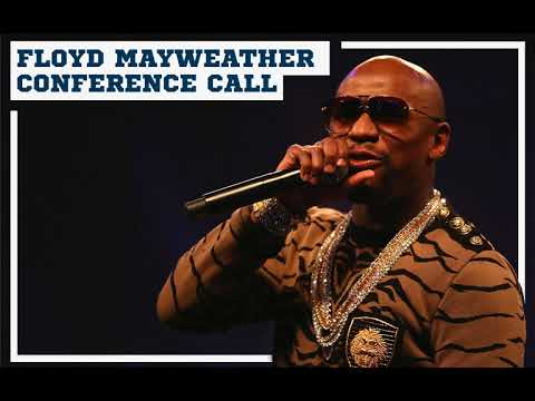Floyd Mayweather conference call