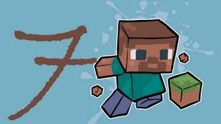 ماين كرافت : البحث عن الألماس #7 | 7# Minecraft : d7oomy999