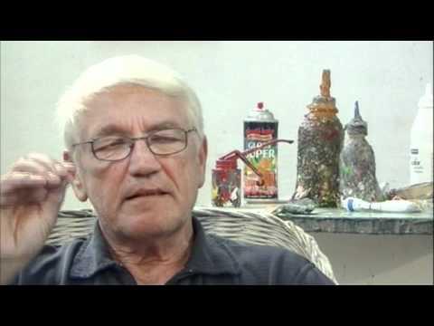 Poul Anker Bech. Et Erik Meistrup interview 3/4 2008