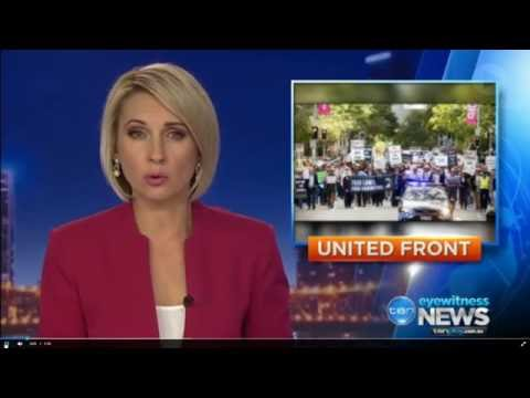 Queensland Landclearing Story Channel Ten News 4 August 2016