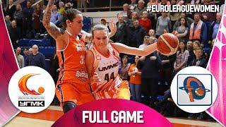 UMMC Ekaterinburg v Famila Schio - Full Game - EuroLeague Women 2019