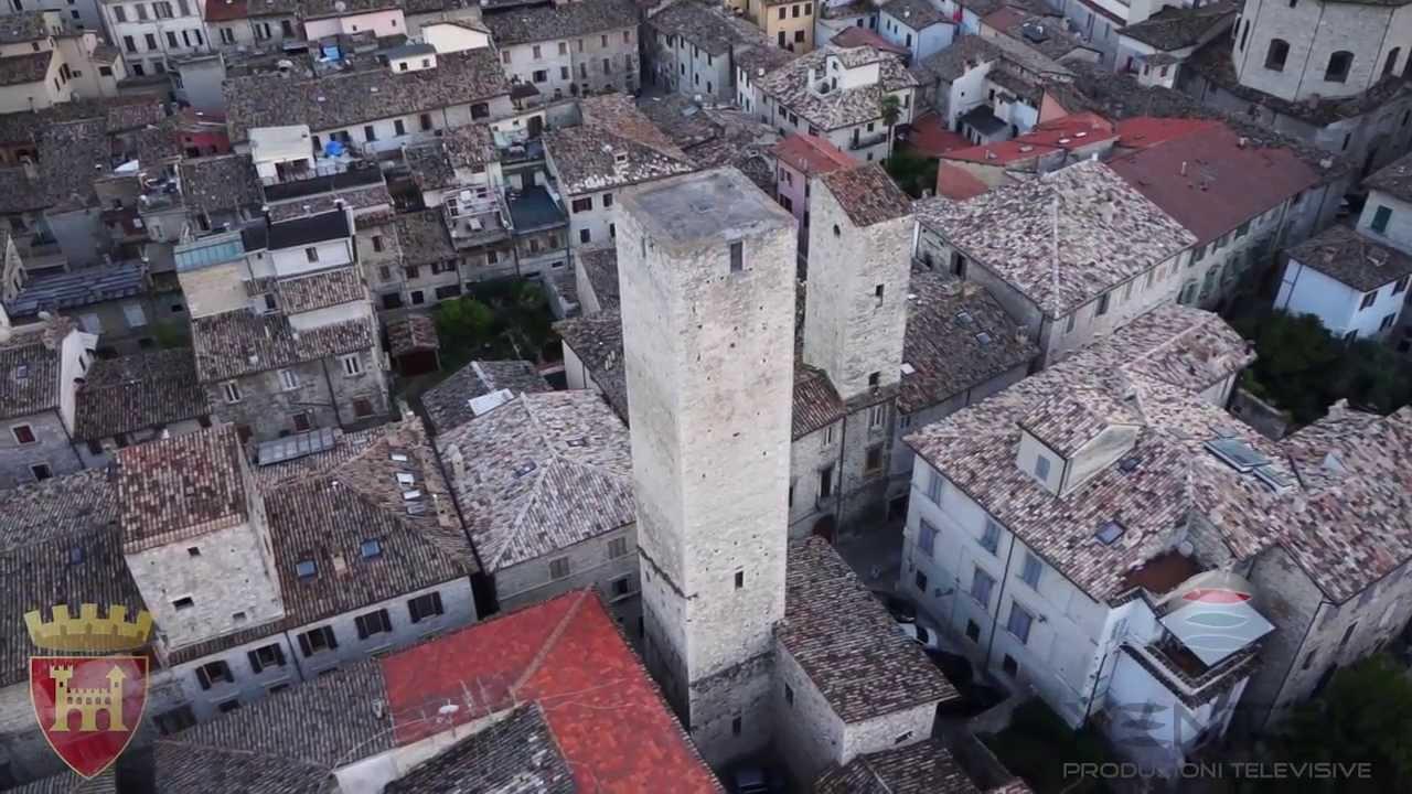 In Volo su Ascoli Piceno