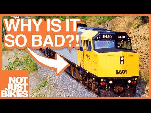 Why Passenger Trains