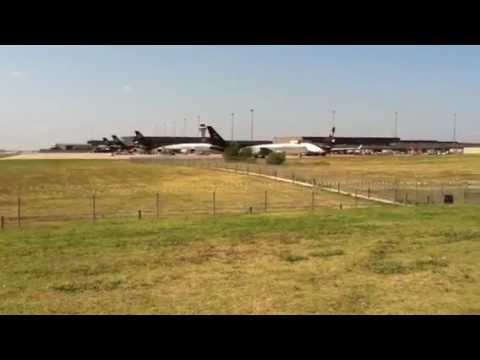 DFW Cargo Ops: UPS 767-300F