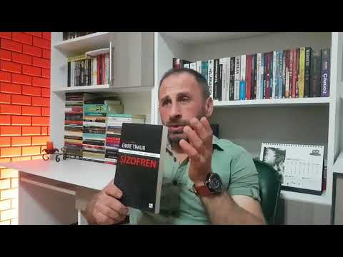 Şizofren /Emre Timur / AZ KİTAP / Kitap Yorumu / Bir Kitap Seç / Gökhan Dinçer