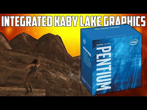 Gaming With Kaby Lake's Integrated Graphics | Pentium G4560