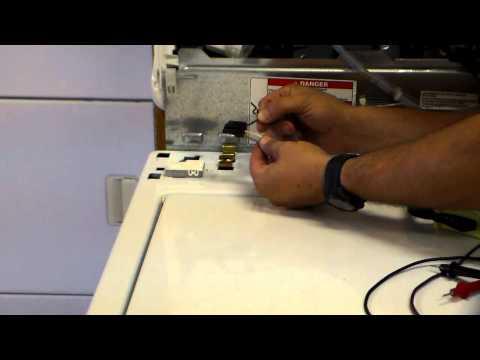 washing machine door switch bypass