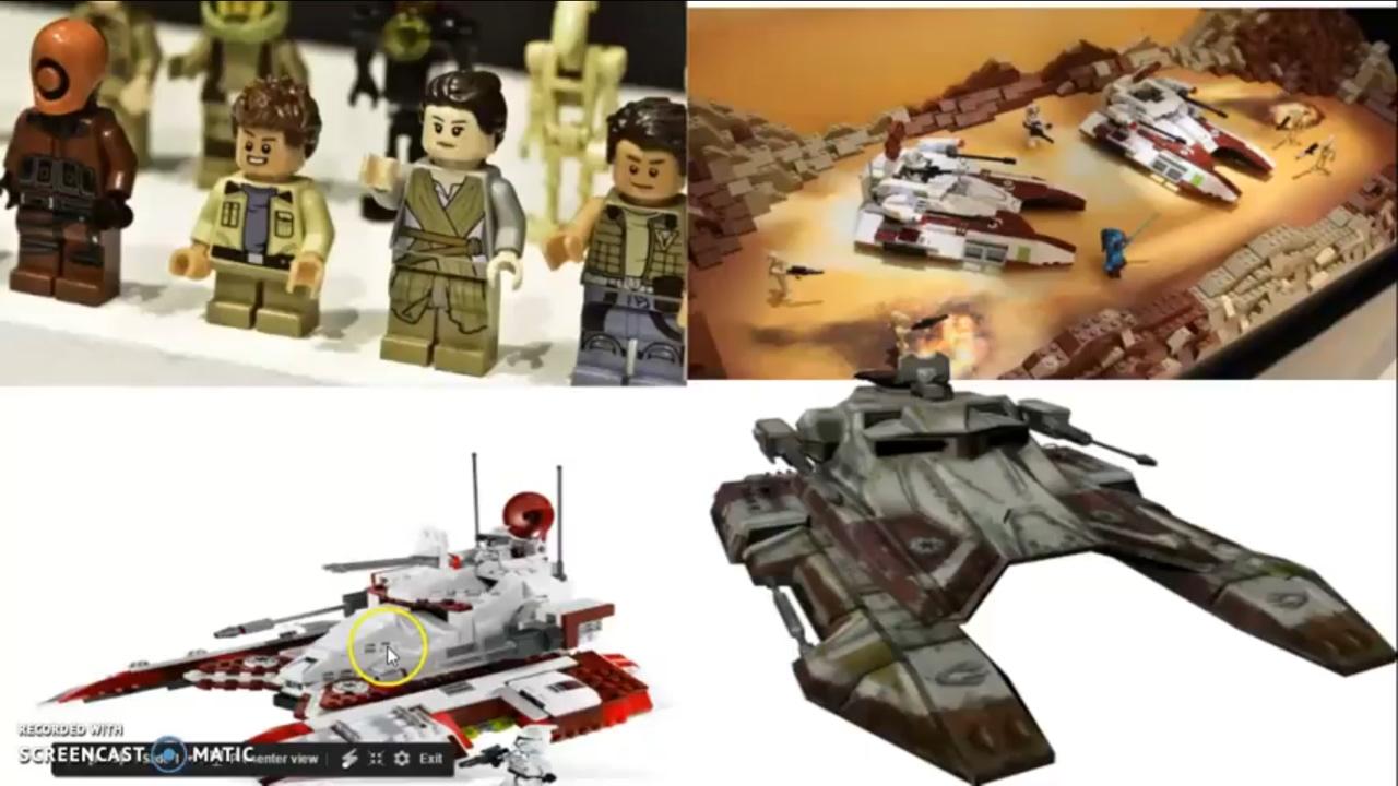 Lego Star Wars Summer 2017 Sets Nuremberg Toy Fair 2017 ...