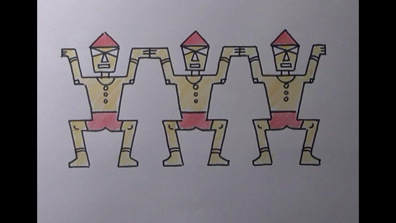 Menggambar Ragam Hias Figuratif Sb Kls 7 5 7 8 E Learning Smpn 126