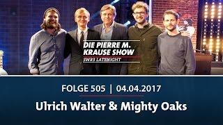 Die Pierre M. Krause Show vom 04.04.2017