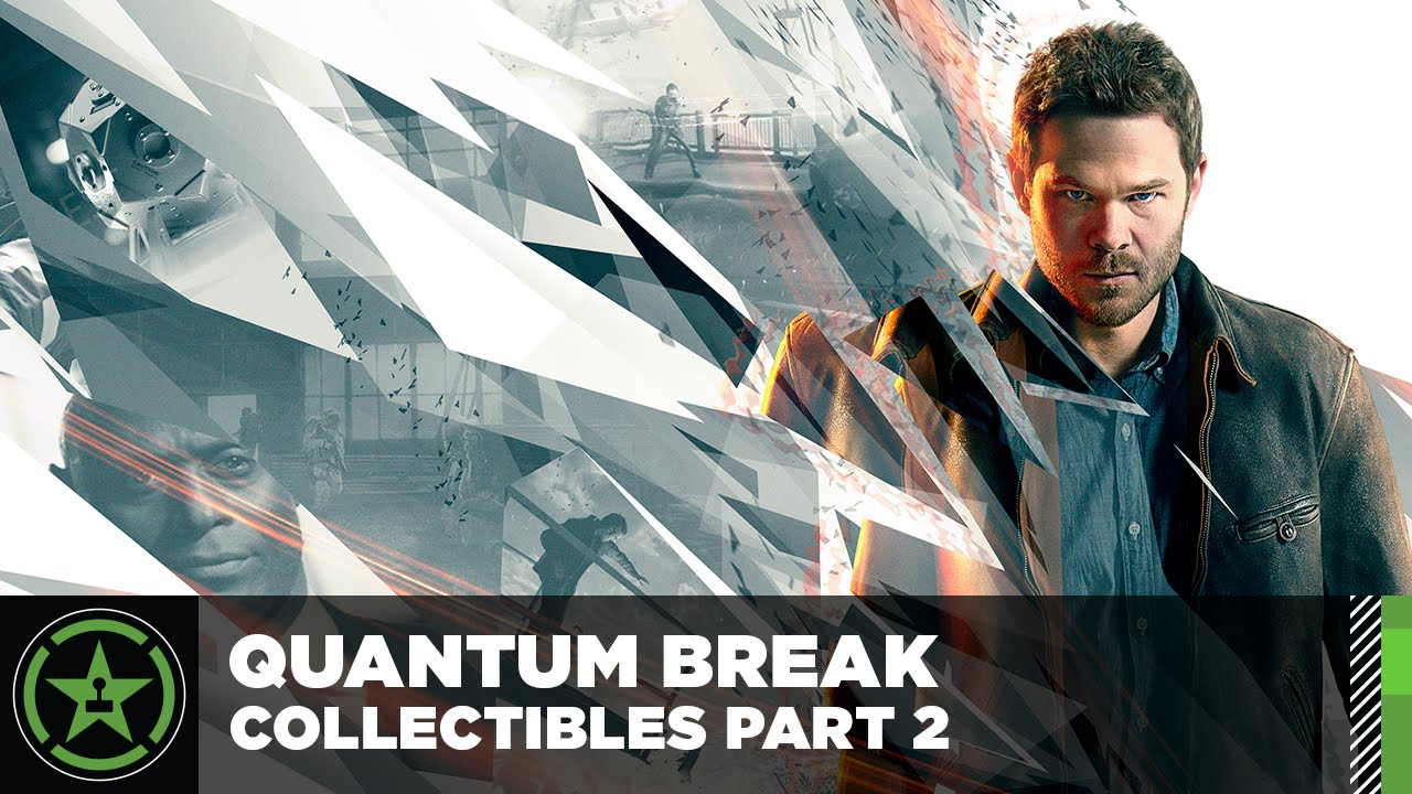 Quantum Break - All Collectibles Guide: Act 2 - YouTube