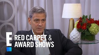 See George Clooney Choose Between His Famous Friends! | E! Red Carpet & Award Shows