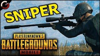 BEST SNIPER SHOTS IN PUBG Mobile! | PlayerUnknown's Battlegrounds iOS/Android Gameplay