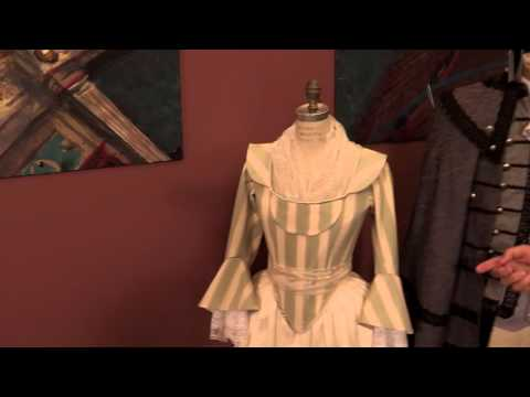 A behind the scenes look at the costumes of Sleepy Hollow