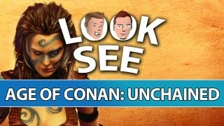 Age of Conan: Unchained Gameplay - Steam Edition