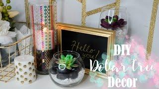 Dollar Tree DIY (Easy Tumblr Room Decor) for under $10!