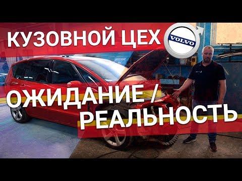Кузовной цех автосервиса – как это устроено? | Volvo, Range Rover и другие авто | Автосервис Vollux