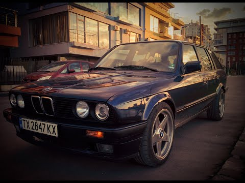 Bmw E30 330i M54b30 Tribute Rip Youtube