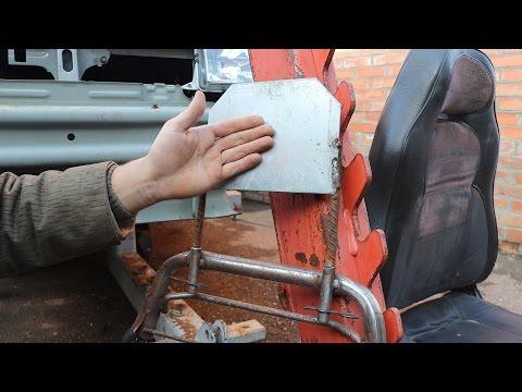 ЗАПРЕТ ТЮНИНГА. Жёсткий тюнинг от АвтоВАЗ и SPARCO