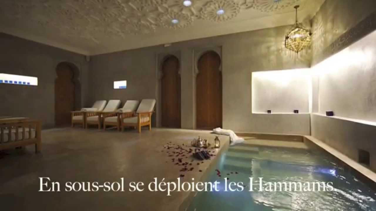 activit spa le bain bleu une cure de beaut youtube. Black Bedroom Furniture Sets. Home Design Ideas