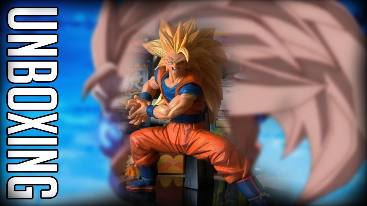 Action- & Spielfiguren FIGURE DRAGONBALL SUPER SON SON-GOKU FEZ SAIYAN 3 VOL.3 DRAGON BALL BANPRESTO