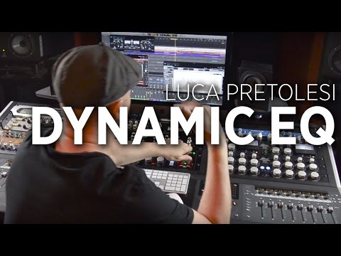 Treating A 303 Synth Using Dynamic EQ: Luca Pretolesi + Studio DMI