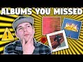 7 ALBUMS YOU MAY HAVE MISSED! (Silverstein, The Gospel Youth + more)   July 2017
