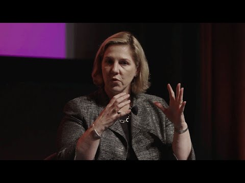 Nurturing conflict to improve collaboration - Robyn Denholm, COO, Telstra