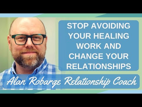 Stop Avoiding Your Healing Work (Attachment Injuries and Trauma)
