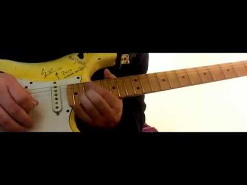 Yngwie Malmsteen - Save our love Guitar solo cover