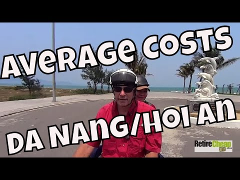 JC's Road Trip – Vietnam Pt 12 – Averaged costs Da Nang / Hoi An