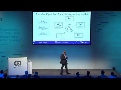 Agile Operations Strategy and Solutions from CA World '17