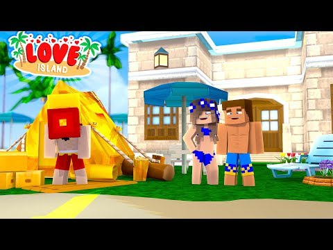 Minecraft LOVE ISLAND - ROPO IS ALONE & HAS NO WHERE TO STAY!!