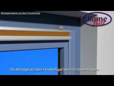 plissee-montageanleitung-klemmträger,-plissees-montage-auf-dem-fensterrahmen,-www.homeflair.info