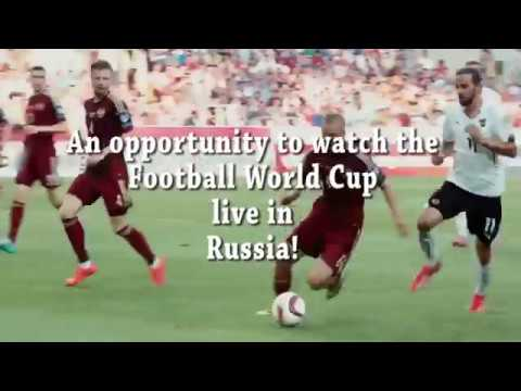 Football World Cup 2018 in Russia - Omeir Travel Agency