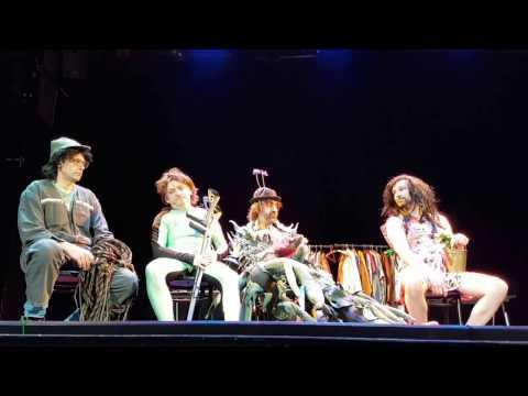 Partička Broadway 21. 3. 2017 - 5. hra - Párty 1. část