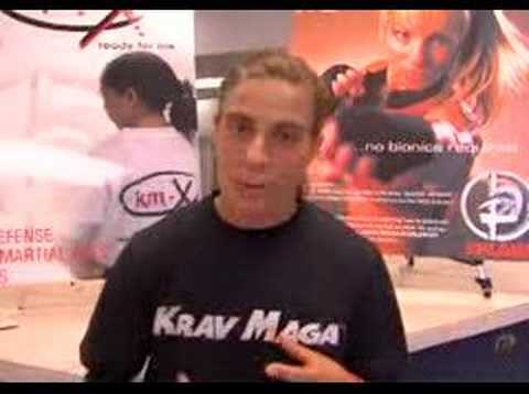 Krav Maga instructor talks about working with atta...