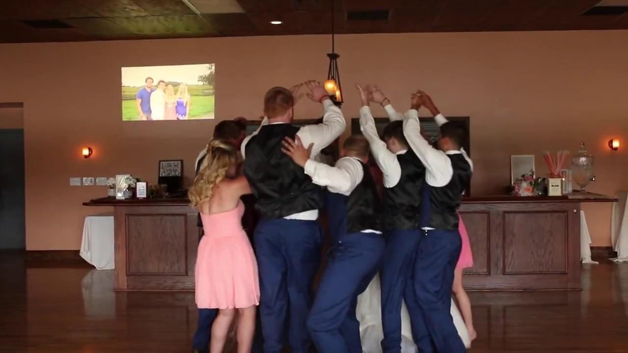 Best Wedding Party Dance Entrance