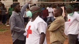 Ebola : baisse des nouveaux cas en Afrique de l'ouest