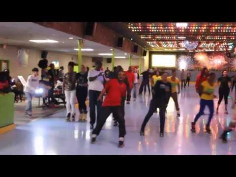 2014 Roll Bounce Sunday Adult Skate