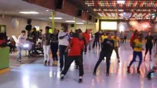 2014 Roll Bounce Sunday Adult Skate