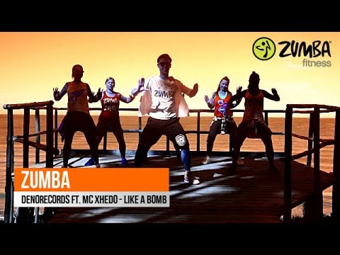 Zumba Fitness - Denorecords ft.  Mc Xhedo -  Like A Bomba