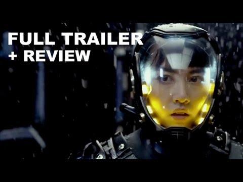 Pacific Rim Official Trailer 2013 + Trailer Review : HD PLUS