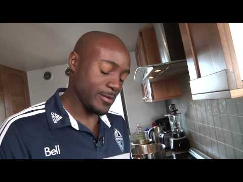 Bell - Nigel Reo-Coker cooking